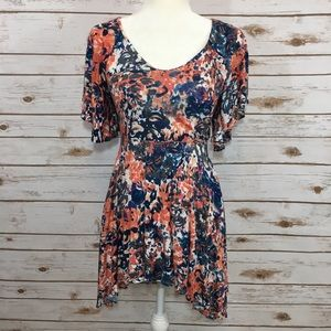 Alice Moon Floral Tunic